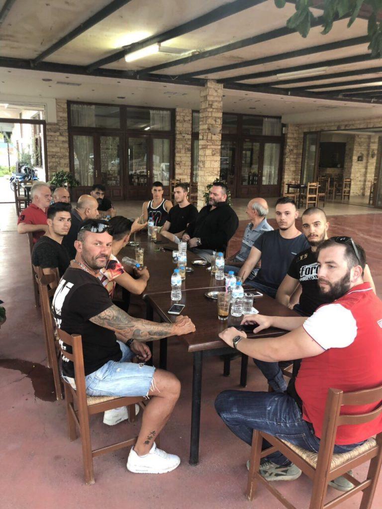 Συνάντηση Γ. Λαγού στην Φιλιππιάδα