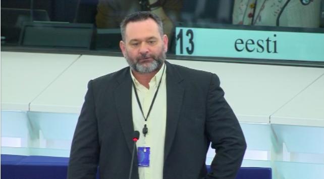 Γ. Λαγός στο Ευρωκοινοβούλιο: Παράνομες διώξεις Σαμαρά! Το πρόβλημα στην Τουρκία δεν είναι ο Ερντογάν. Είναι η ίδια η Τουρκία