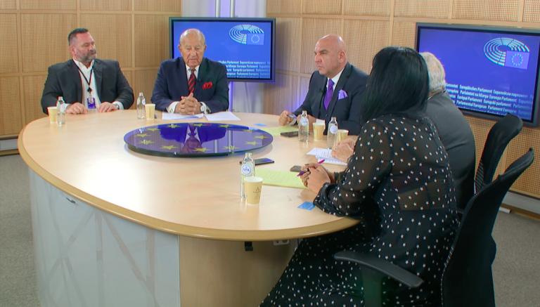 Βίντεο με Κρις Σπύρου – Γ. Λαγό – Ε. Καραγιάννη – Γ. Μπιτάκου και Τ. Γκουριώτη για την Συμφωνία των Πρεσπών μέσα στο Ευρωκοινοβούλιο