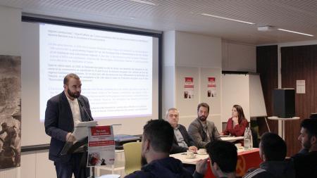 Ερώτηση Γ. Λαγού για την προκλητική εκδήλωση του ΚΚΕ στο Ευρωκοινοβούλιο