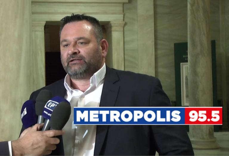 Βίντεο – Γ. Λαγός σε Metropolis Radio: Δεν χαρίζουμε στη Νέα Τάξη ούτε τη λογική, ούτε τις Αξίες μας!