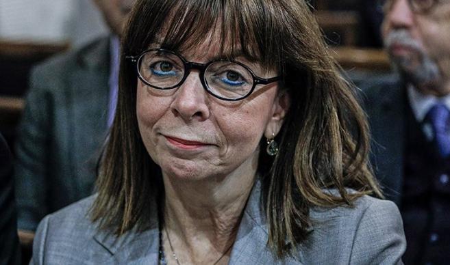 ΕΛΑΣΥΝ: ΟΧΙ στην εκλογή Σακελλαροπούλου για ΠτΔ (Βίντεο)