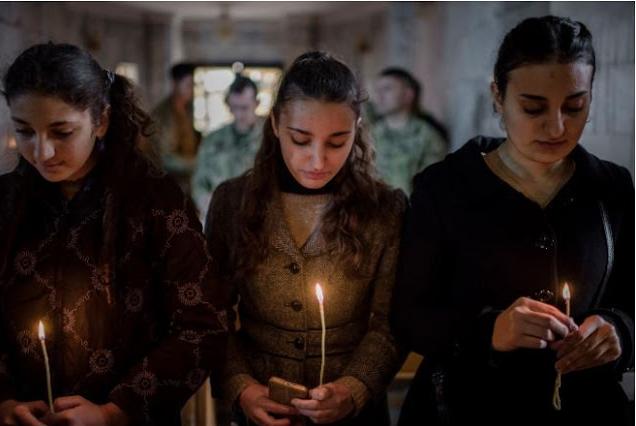 Γενοκτονία των χριστιανών στο Ιράκ