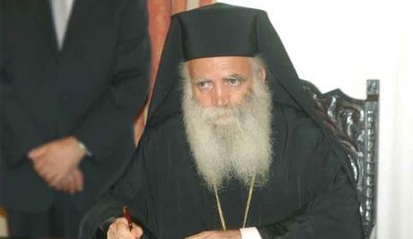 Με επιστολή του στον Αρχιεπίσκοπο ο μητροπολίτης Κυθήρων εκφράζει την διαφωνία του για το κλείσιμο των Εκκλησιών