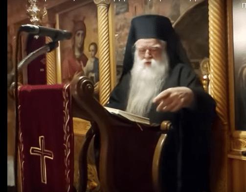 Εθνικός Ιεράρχης Αμβρόσιος για κορονοϊό. (βίντεο)