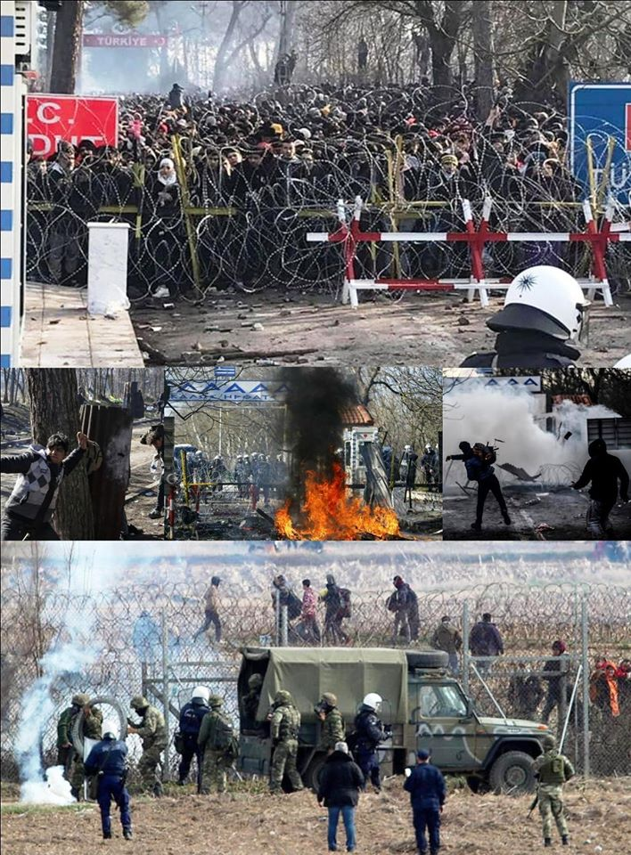 Απάντηση Γερμανοτουρκάλας Ευρωβουλευτή στον Γιάννη Λαγό σχετικά με την κατάσταση στα ελληνοτουρκικά σύνορα