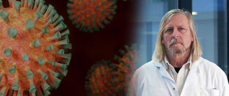 Ο καθηγητής Λοιμωξιολόγος Ντιντιέ Ραούλ: «Μολύνεσαι από covid πολύ γρήγορα μετά τον εμβολιασμό»
