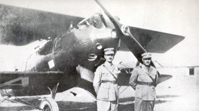 8 Ιουνίου 1928. O άθλος των Ελλήνων αεροπόρων