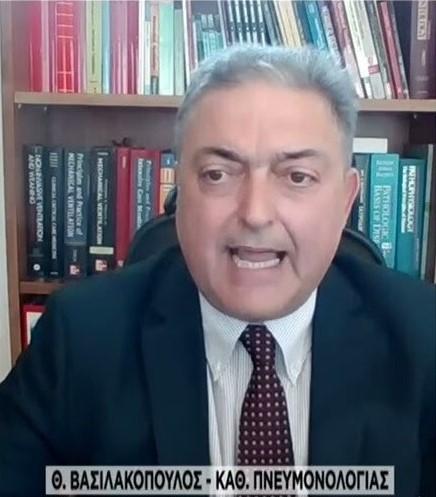 Σε αμόκ ο Θ.Βασιλακόπουλος: «Τρελαμένοι, ψεκασμένοι» όσοι εκφράζουν τον σκεπτικισμό τους για τα εμβόλια! (βίντεο)
