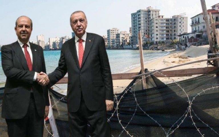 Ερώτηση Γ.Λαγού στην Κομισιόν για την προκλητική επίσκεψη Ερντογάν στα Βαρώσια στις 20 Ιουλίου