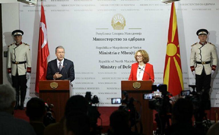 Ερώτηση Λαγού για την στρατιωτική συμφωνία Τουρκίας-Σκοπίων