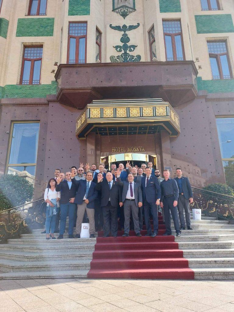 ΑΠΟΚΛΕΙΣΤΙΚΟ ΦΩΤΟΡΕΠΟΡΤΑΖ: Βίντεο και φωτογραφίες από το εξαιρετικά επιτυχές Συνέδριο του APF στο Βελιγράδι.