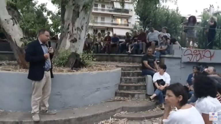 Βίντεο: Η ομιλία του Γ. Ζωγράφου στην Καλαμάτα για την νομική διάσταση της υποχρεωτικότητας του εμβολιασμού