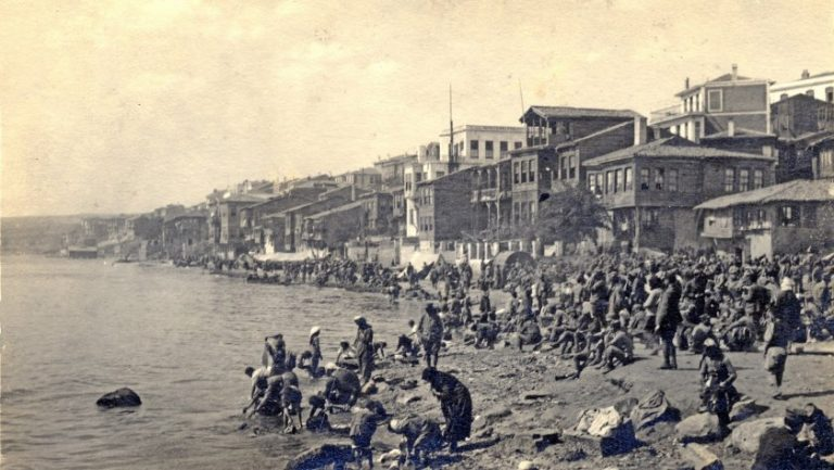 Αίτημα Γ.Λαγού στην Κομισιόν για αναγνώριση της Γενοκτονίας των Ελλήνων της Μ. Ασίας