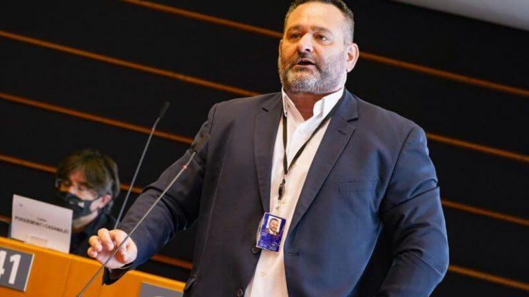 Τροπολογίες κατέθεσε ο Γ.Λαγός στην Επιτροπή Εξωτερικών Υποθέσεων