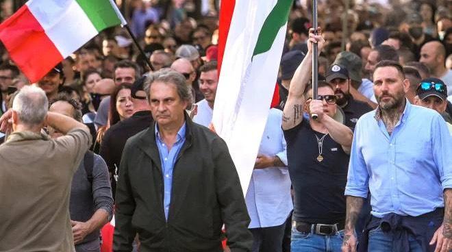 Αλληλεγγύη στον Roberto Fiore που συνελήφθη στη Ρώμη-Ανακοίνωση της Ε.ΛΑ.ΣΥΝ.