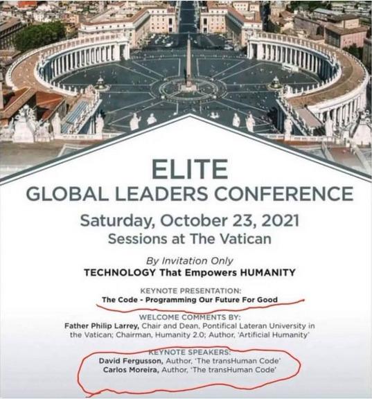 Ο «Μετανθρωπισμός» και ο βρώμικος ρόλος του Βατικανού